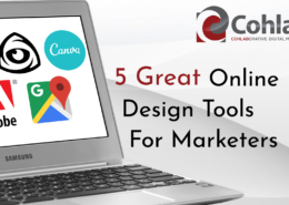 Cover Image for 5 Great Online Design Tools For Marketers Blog