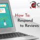 Cover Image for How To Respond To Reviews