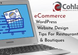 eCommerce WordPress Website Design Tips For Restaurants & Boutiques