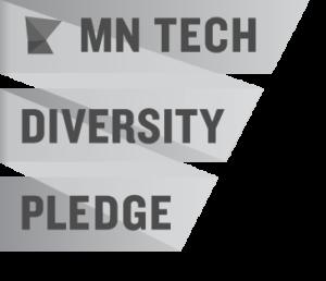 MN Tech Diversity Pledge Badge