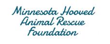 Minnesota Hooved Animal Rescue Foundation Logo