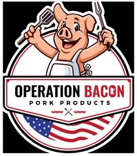 Operation Bacon Pork Products Logo