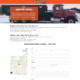 Custom WordPress website design for Vanderpoel Disposal home page in Milaca, MN