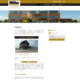Custom WordPress website design for Miller Properties & Investments home page in St. Cloud, MN
